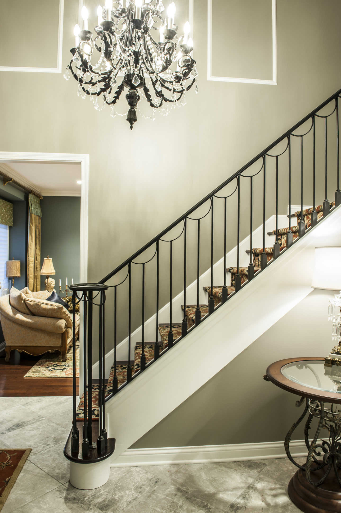 Looking for custom French Country residential droplet ...