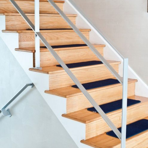 Modern Custom wrought iron railings for your home ...