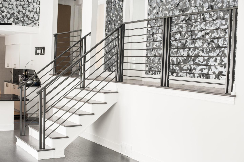Looking for custom Urban Modern residential horizontal bar ...
